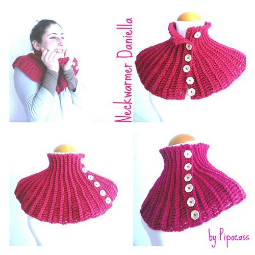 El cuello de Daniella by mami paula y Pipocass Handmade