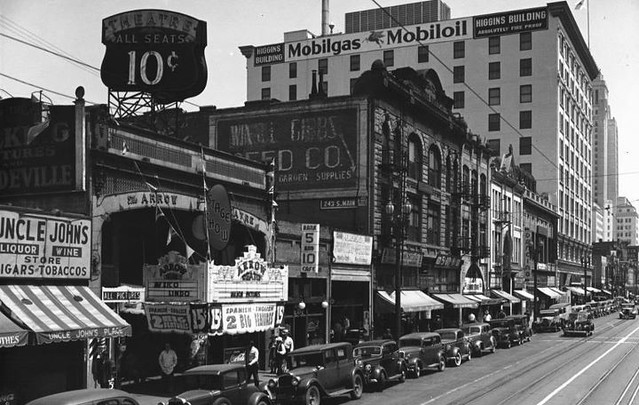 Main Street Downtown L A 1920 39 S Flickr Photo Sharing