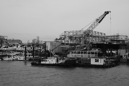 Shipyard on Edogawa