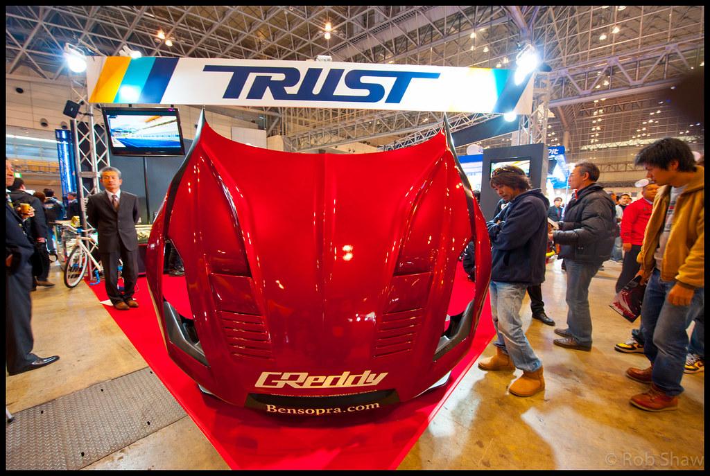 Tokyo Auto Salon Vehicles-009