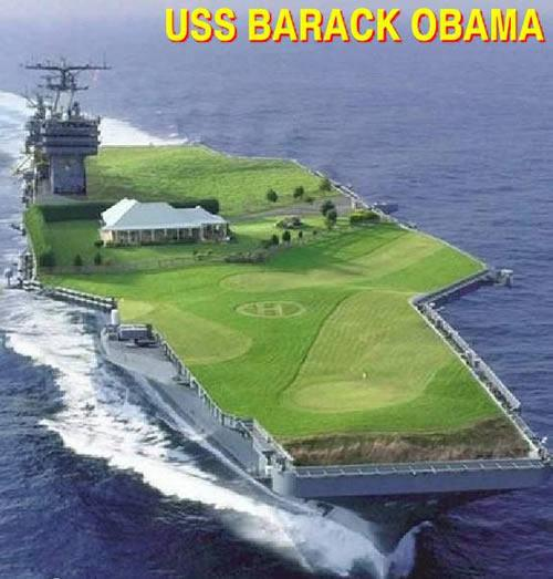 The New Obama Navy