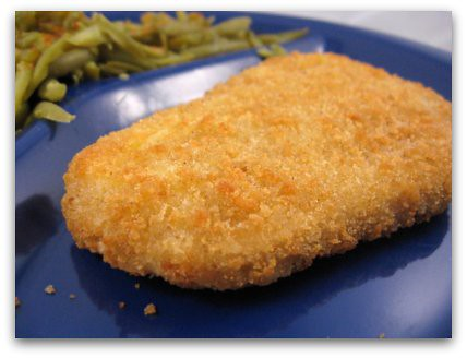 Quorn Meatless & Soy Free Gruyere Chik'n Cutlet