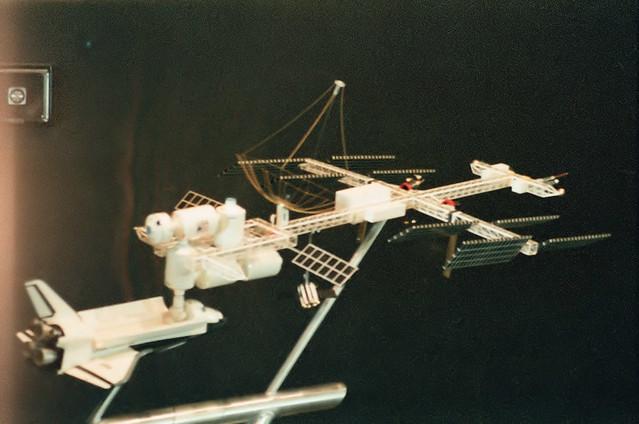 space flight 1985 - photo #2