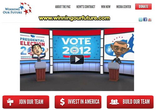 Winning Our Future | Pro Newt Gingrich Super PAC