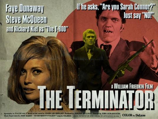 Cinema em um mundo paralelo - O exterminador do futuro