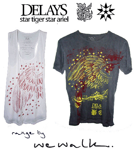 Delays T-Shirt by We Walk by WeWalkcom
