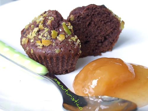 muffins ciocco