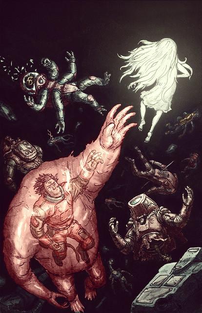 Prophet #25 Cover