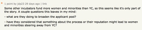 What are they doing to broaden the applicant pool?