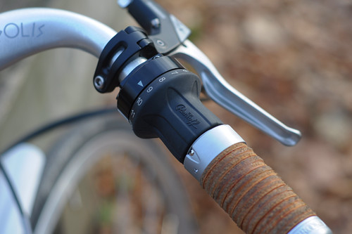 Rohloff 14 Speed Shifter