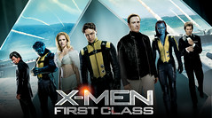XMen 1st Class UK
