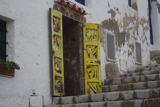 Bild av Dalt Vila nära Ibiza. puerta ibiza daltvila