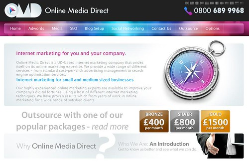 OMD Online Media Direct by totemtoeren