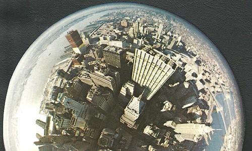 NYC 'Round Shot' (1970's)