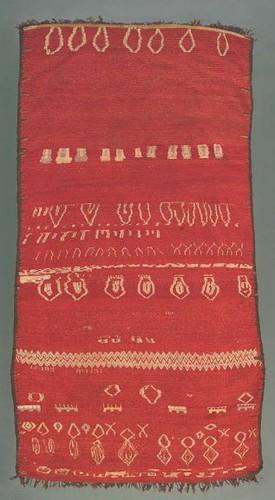 tapis de Rhamna M'taguil