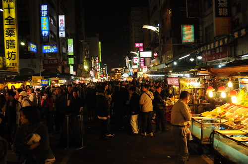 高雄/六合夜市 Liouhe Night Market