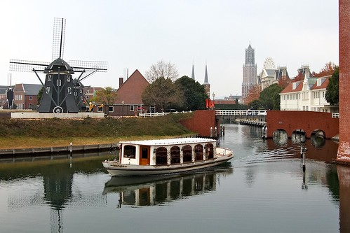 Feel of Holland... (Huis Ten Bosch)