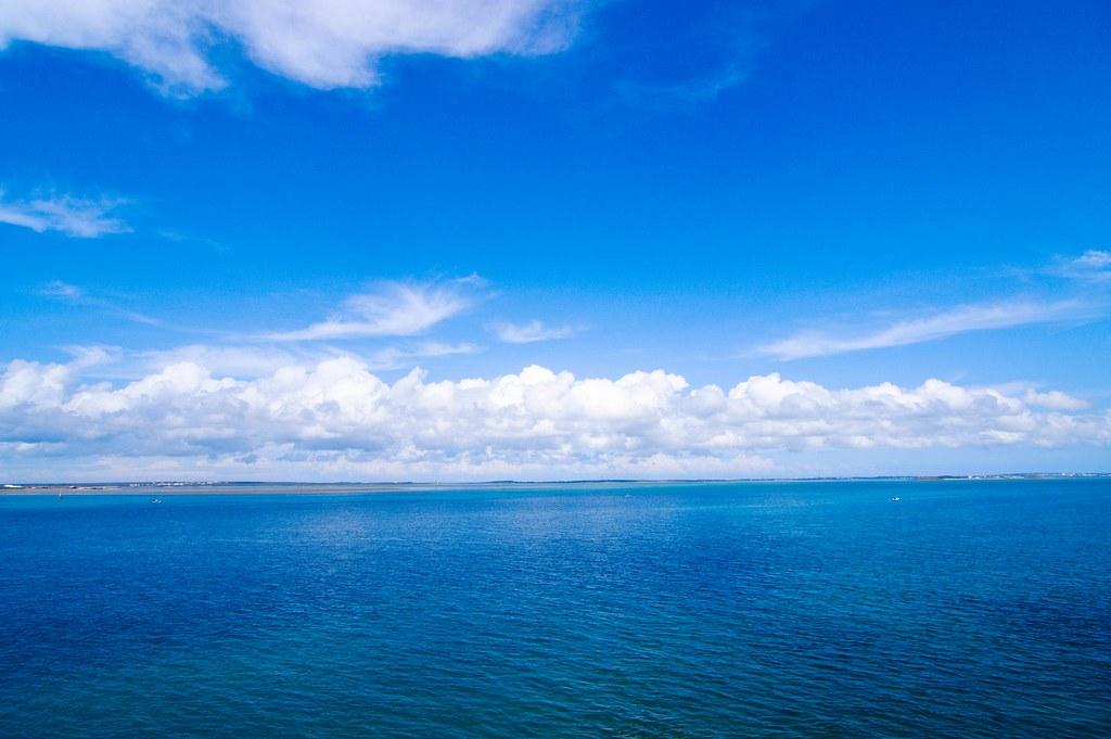 【臺灣】菊島,令人期待的夏天~