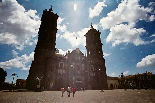 La Catedral de Puebla