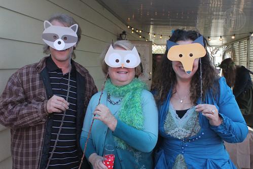 Toby, Keren, Tamie