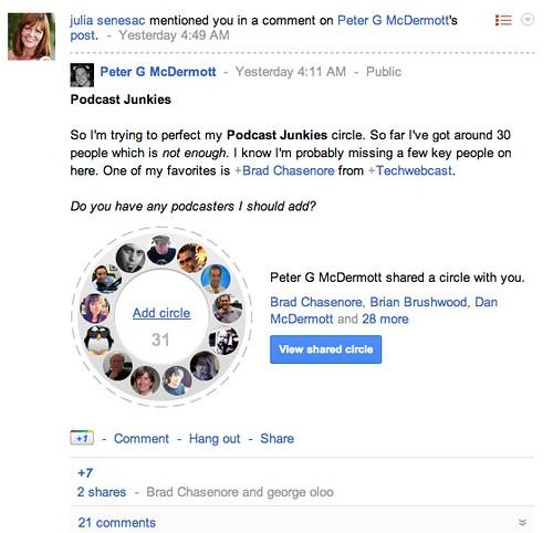 (4) Notifications - Google+