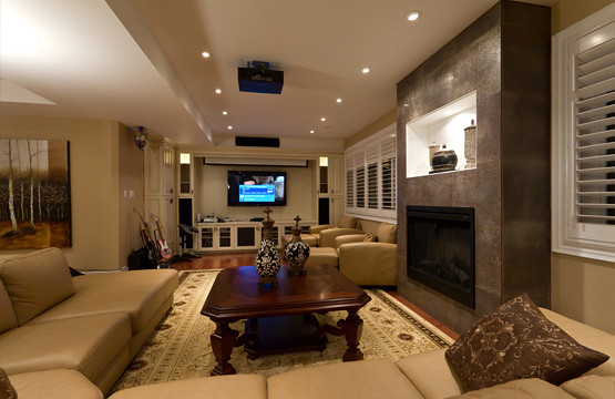 Basement Open Concept Ideas