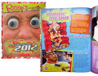 Eggcubism featured in Ripley's 2012 'special edition'