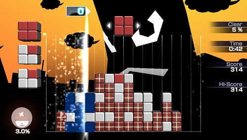 Lumines Electronic Symphony for PS Vita