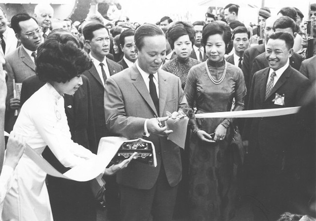 [03 October 1970] South Vietnamese Trade Fair Promotes