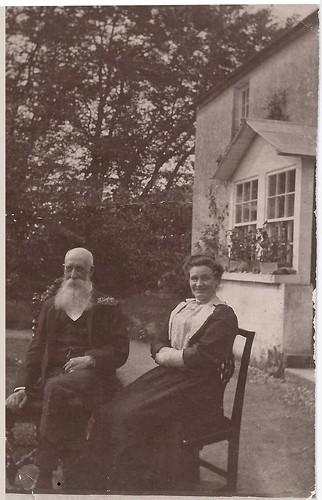 probably 1890 RJ Sheppard born circa 1834 & his wife Kathleen Wallace