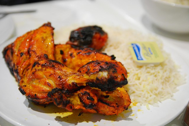 Chicken tandoori half - photo#28