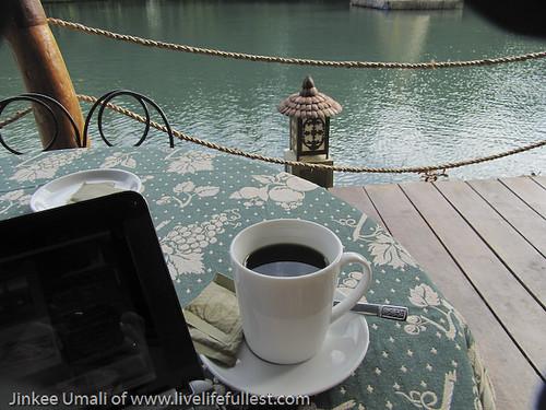 Villa Escudero' Cafe Indigo