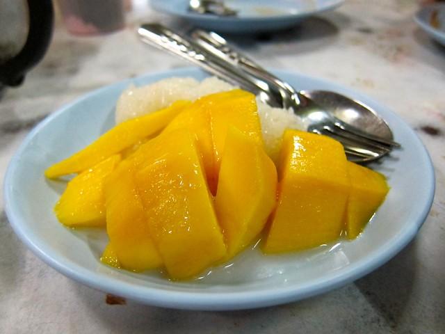 Mango + Sticky Rice