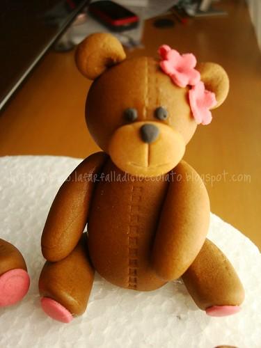torta orsetti rosa