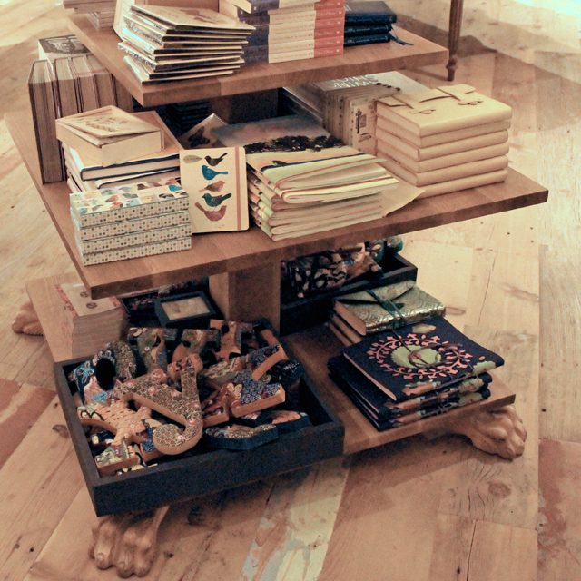 My stuff at Anthropologie