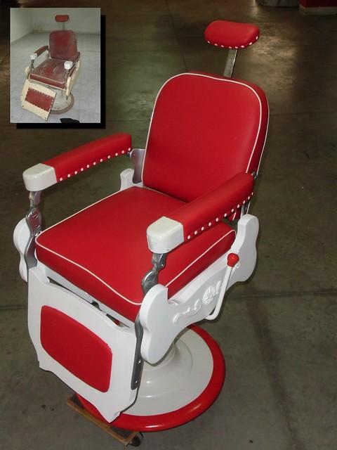 Sillas Para Barberia Of Sillon Barbero Theo Koch Barber Chair Pr Cticamente Est