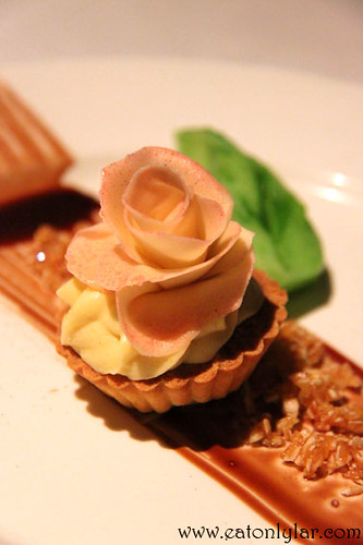 Chocolate Rose, The Speakeasy Restaurant & Bar