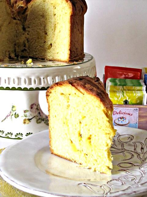 Corona di Mele con Crema Frangipane al Limone e Zenzero (2)