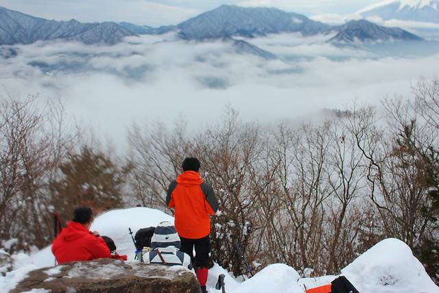 高川山ランチ