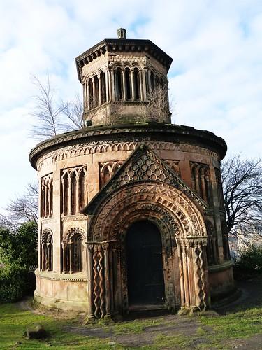 Monteath Mausoleum, Glasgow Necropolis