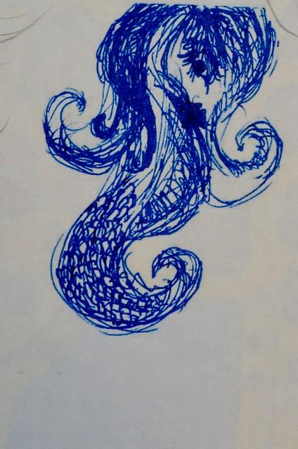 by Desiderata, age 8