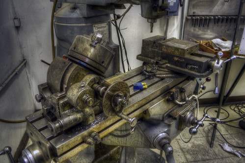 The Milling Machine's Altar