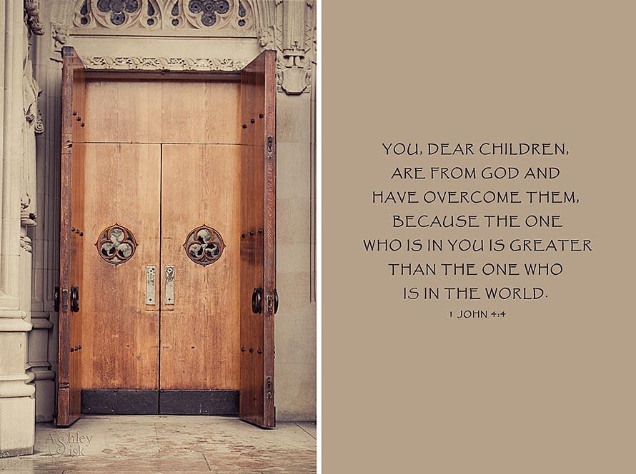 Duke Chapel Doors RS