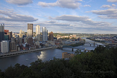 Pgh skyline - clean edit
