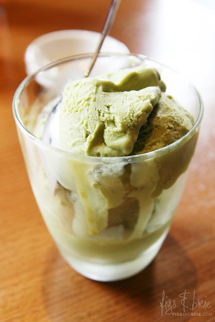 Green Tea Ice-cream, KuraKura