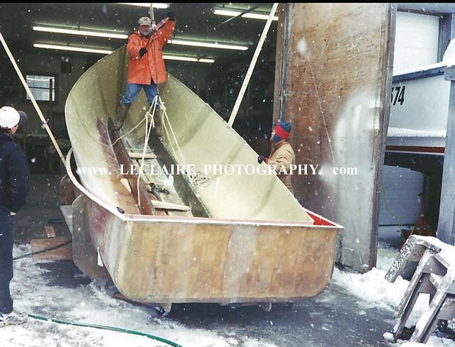 Roger carroll boat builders novi boat mold hull release for Novi fishing show