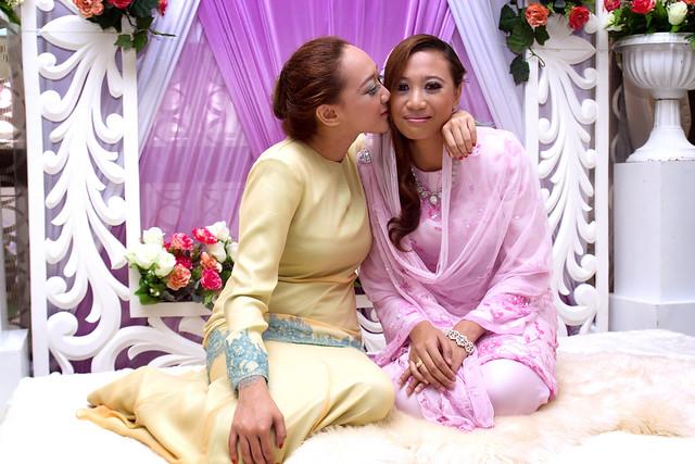 Fatin + Faqhtee | Engaged