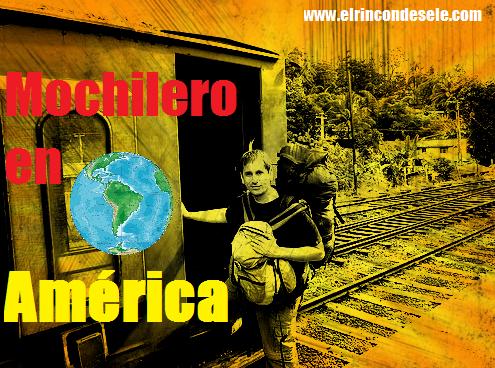 Portada Mochilero en América
