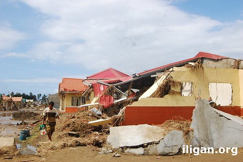 Sendong Aftermath photos