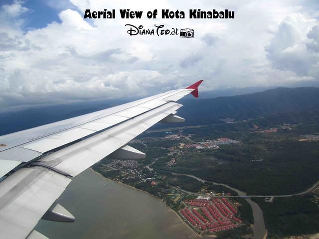 Aerial View of Kota Kinabalu 02
